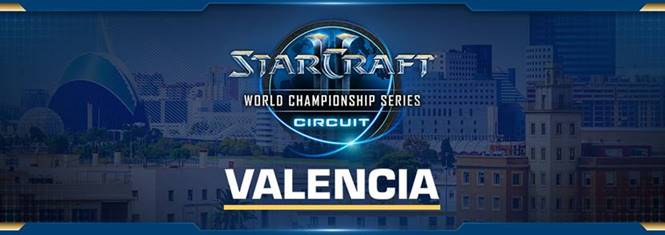 Sigue el StarCraft II WCS Circuit este fin de semana con la WCS Valencia