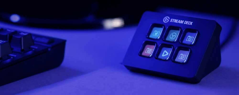 NP: Elgato anuncia su controlador de estudio Stream Deck Mini, una nueva forma de desarrollar su contenido