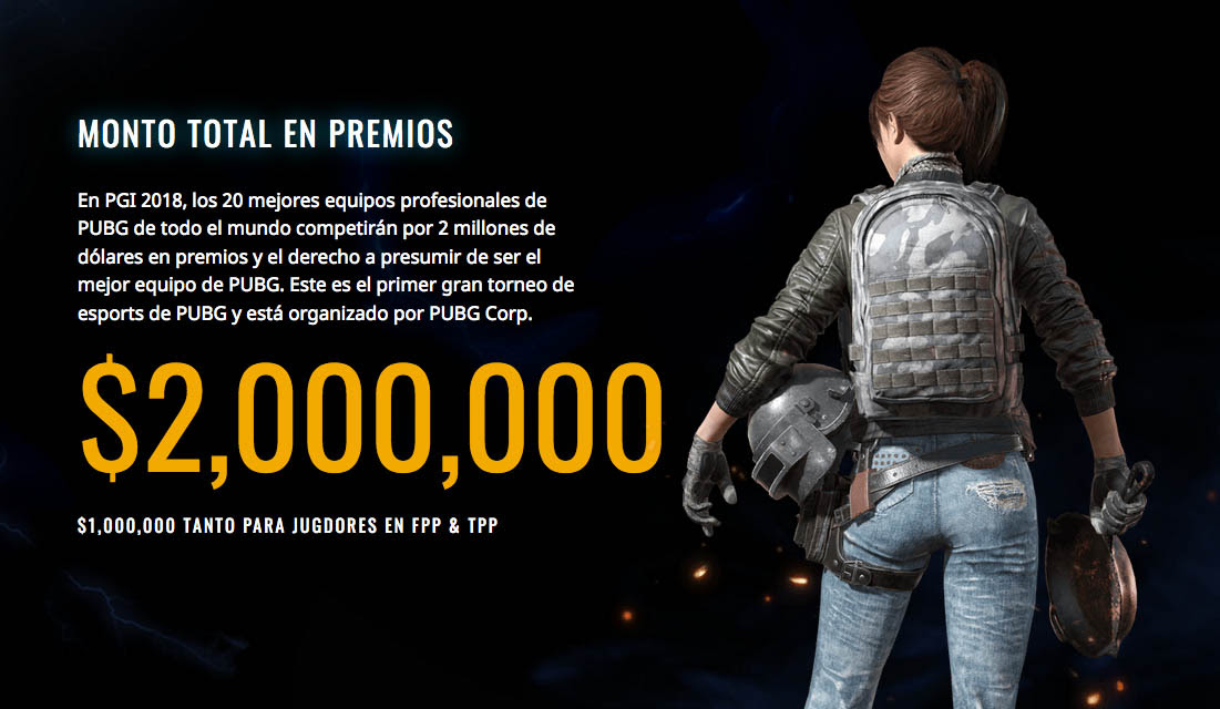 NP: A la venta las entradas para el evento PUBG Global Invitational 2018