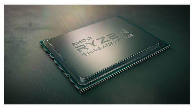 AMD anuncia Ryzen Threadripper 2990WX, 2970WX, 2950X y 2920X