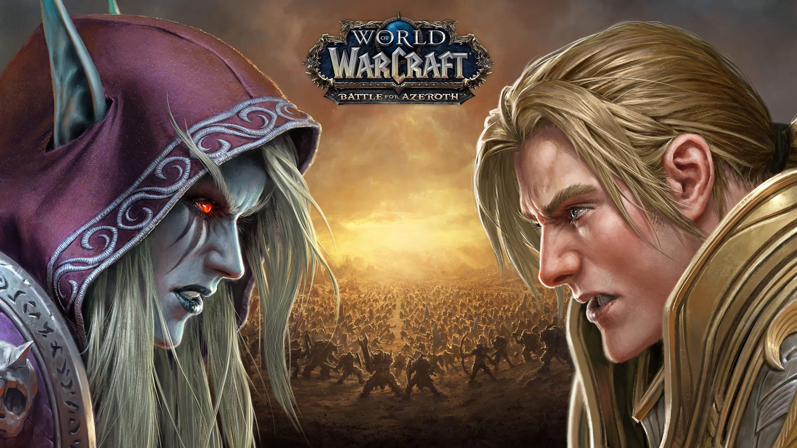 NP: Battle For Azeroth es la expansión de WOW que mas rápido se ha vendido.