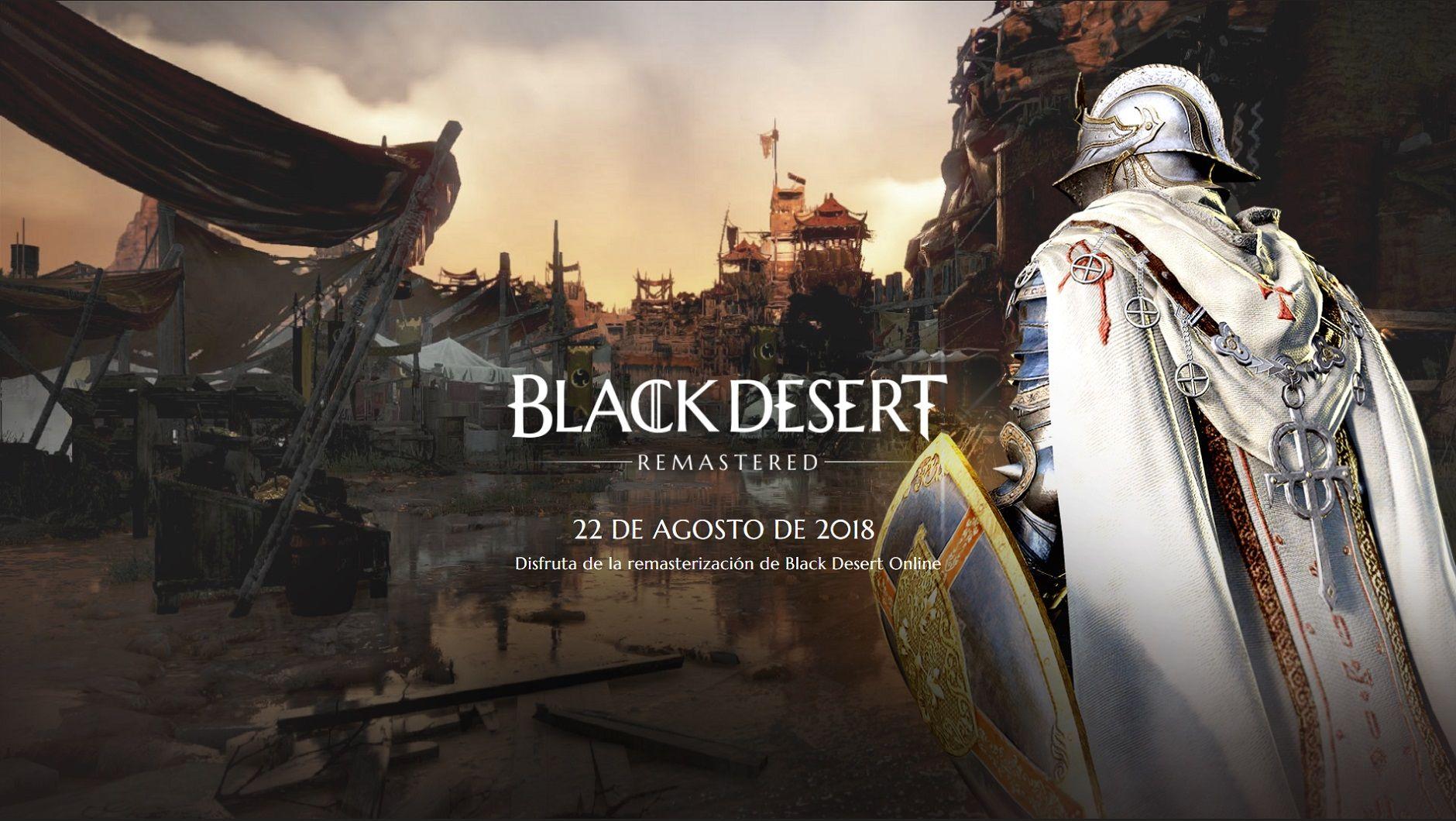 NP: Black Desert Online rediseña el Modo Horda de la Grieta Salvaje e introduce cambios en su jugabilidad