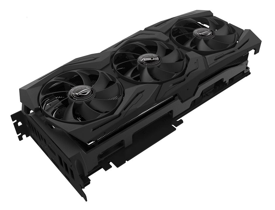 NP: ASUS presenta las series ROG Strix, Turbo, y Dual de tarjetas gráficas GeForce RTX 2080 Ti y 2080