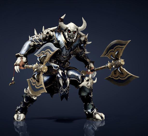 NP: Un jugador de Black Desert Online consigue ver su propio diseño en el juego