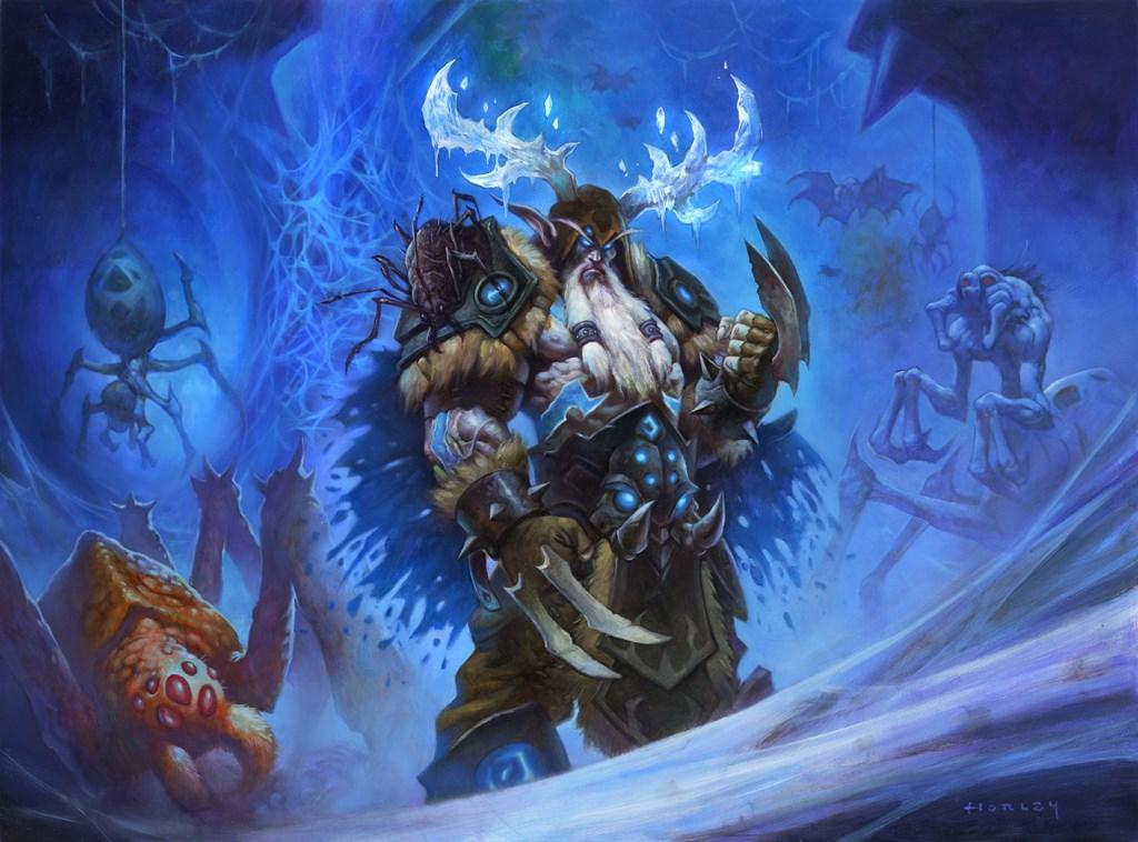 NP: ¡Vuelve el invierno a Hearthstone con el evento Días del Trono Helado!