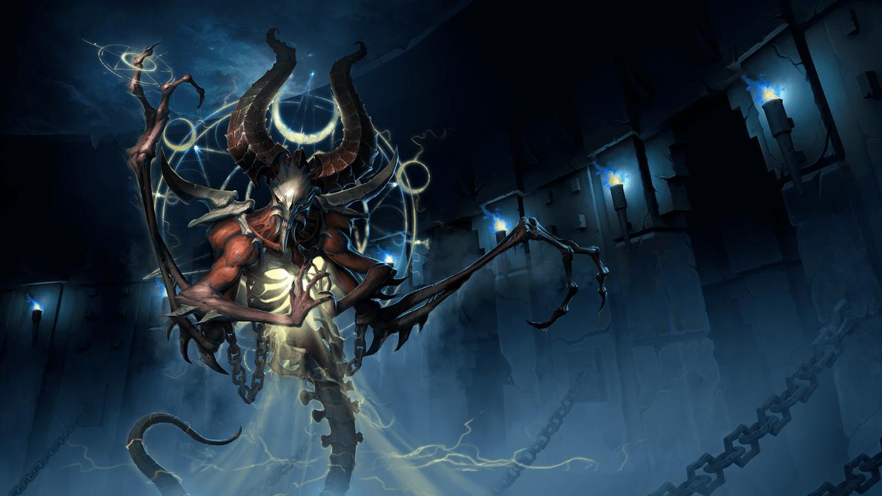 NP: Actualizaciones de Heroes of the Storm ya disponibles: Mefisto, Templo de Hanamura y Tyrande.