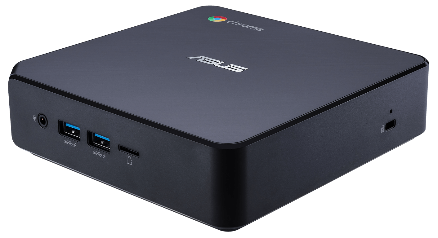 NP: ASUS presenta el Chromebox 3