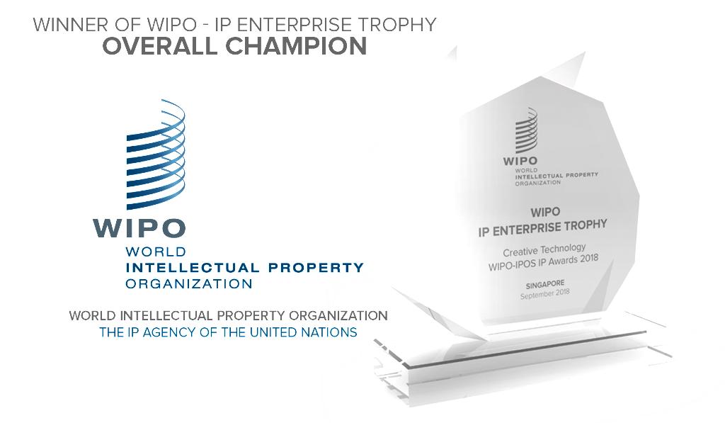 NP: Creative recibe varios premios WIPO-IPOS 2018 gracias a la tecnología holográfica para cascos Super X-Fi