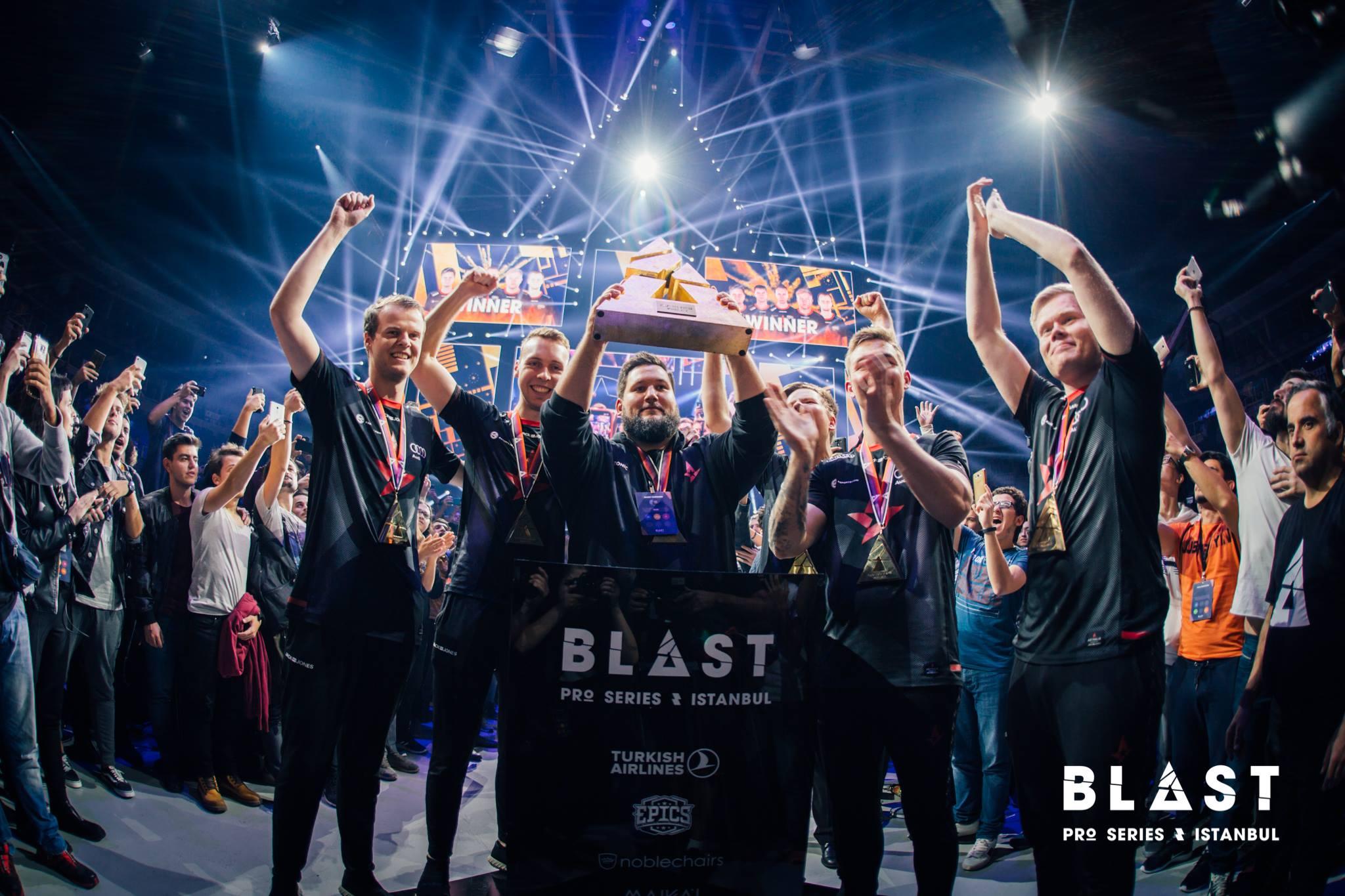 NP: Turtle Beach se convierte en el proveedor oficial de la BLAST Pro Series Copenhagen