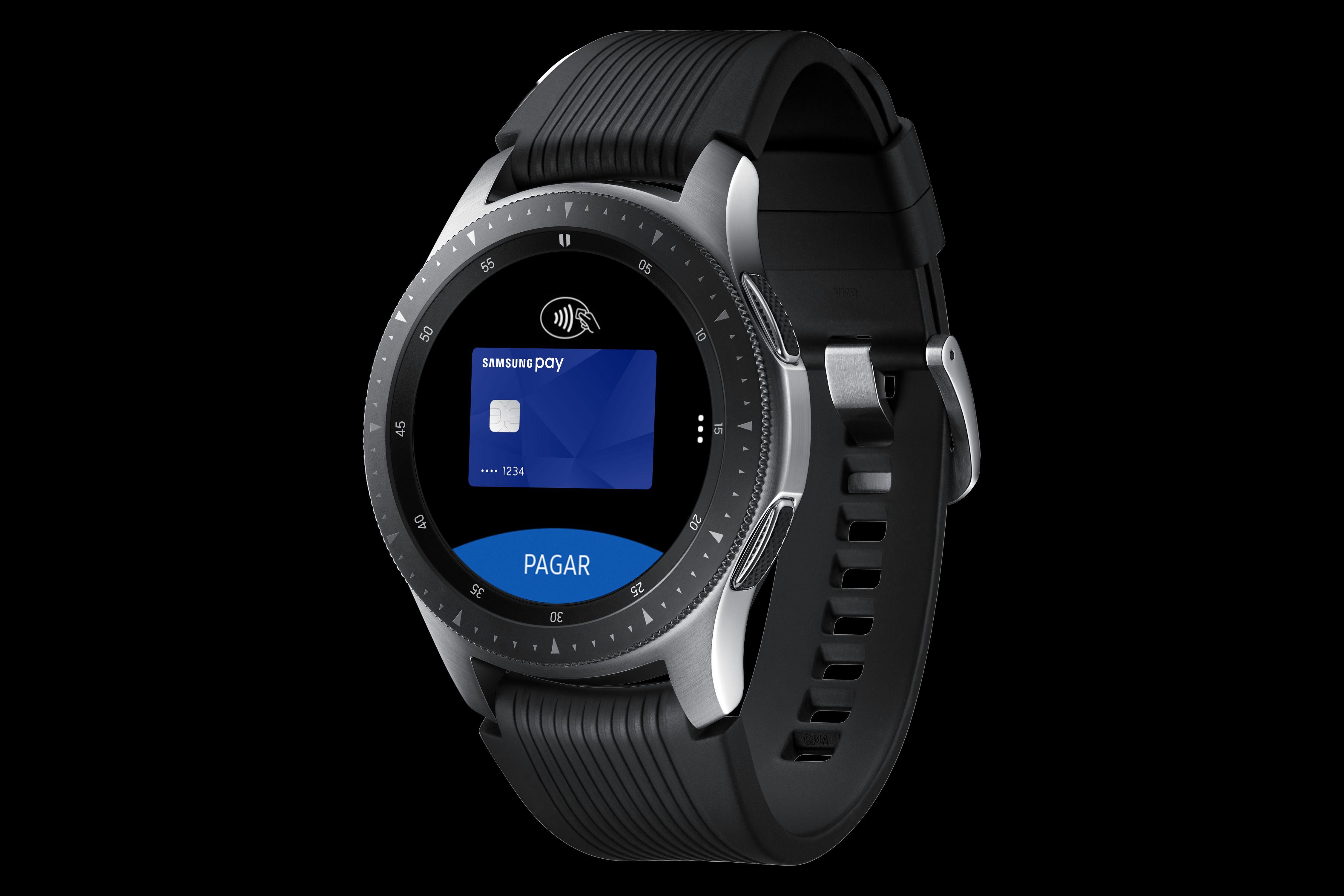 NP: Samsung Pay disponible en España para los nuevos Samsung Galaxy Watch