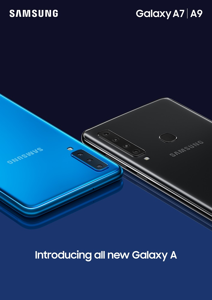 NP: Samsung Galaxy A9 disponible en España