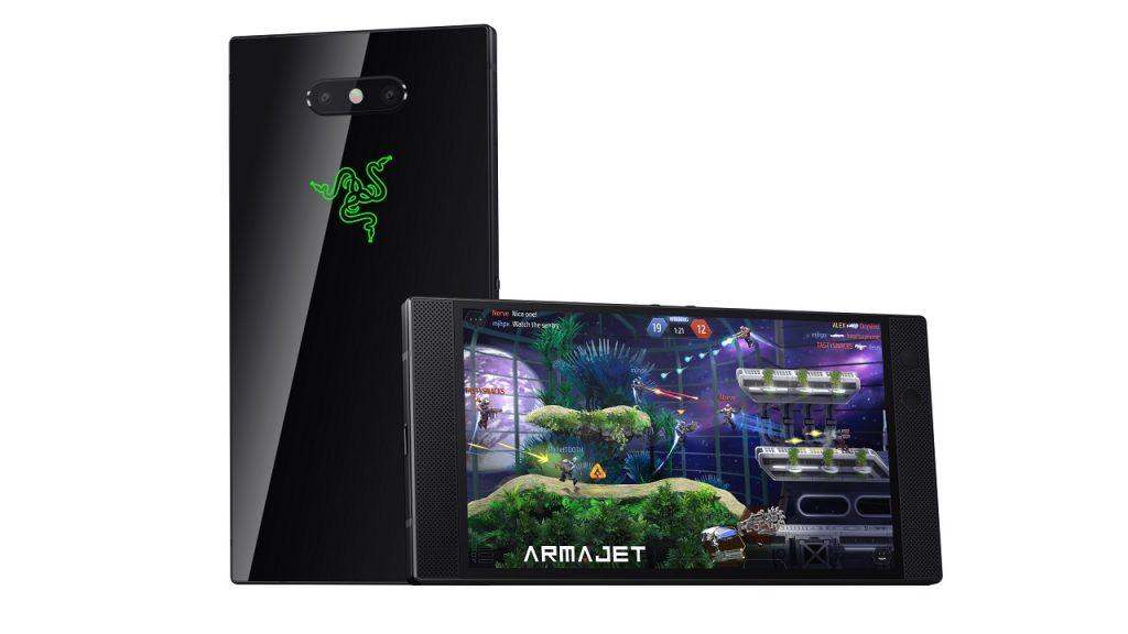 NP: Razer Phone 2 – El emblema del gaming móvil