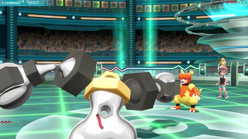 NP: ¡Descubierto Melmetal, la evolución del Pokémon singular Meltan!