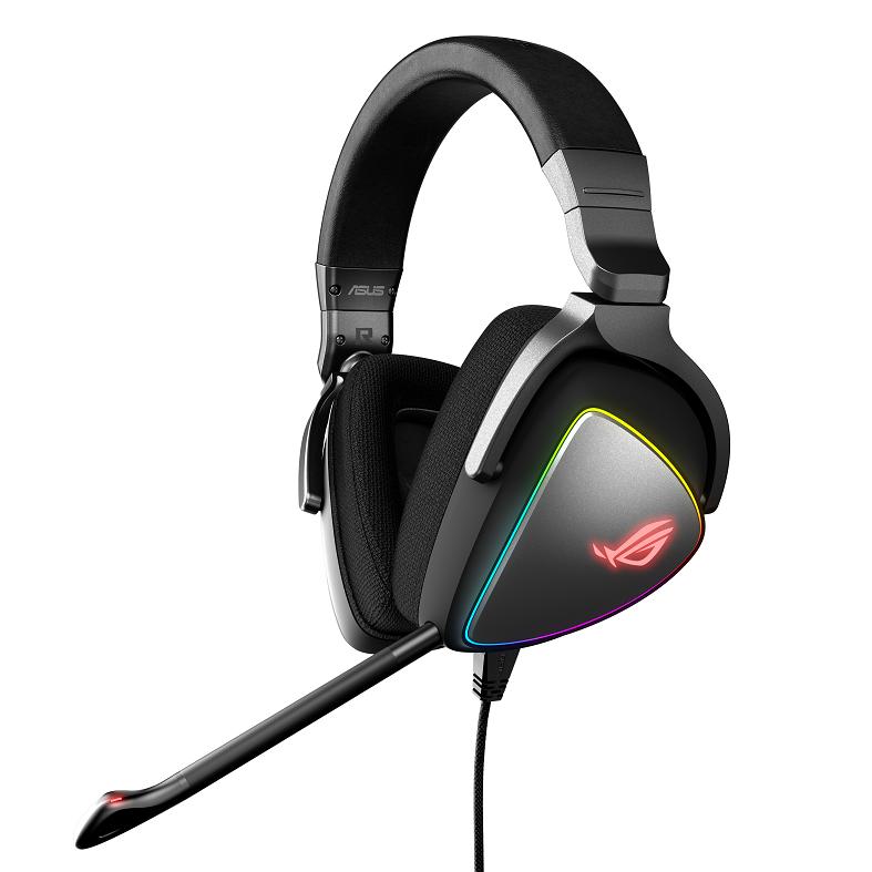 NP: ASUS Republic of Gamers presenta los auriculares ROG Delta y ROG Delta Core