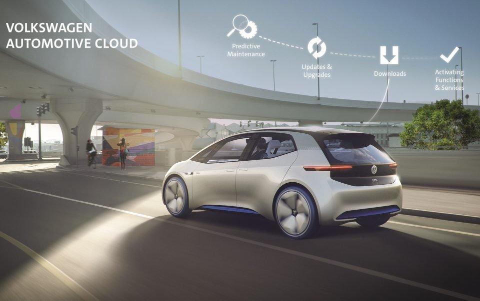 NP: Volkswagen y Microsoft se asocian para brindar a los conductores un viaje conectado y sin interrupciones