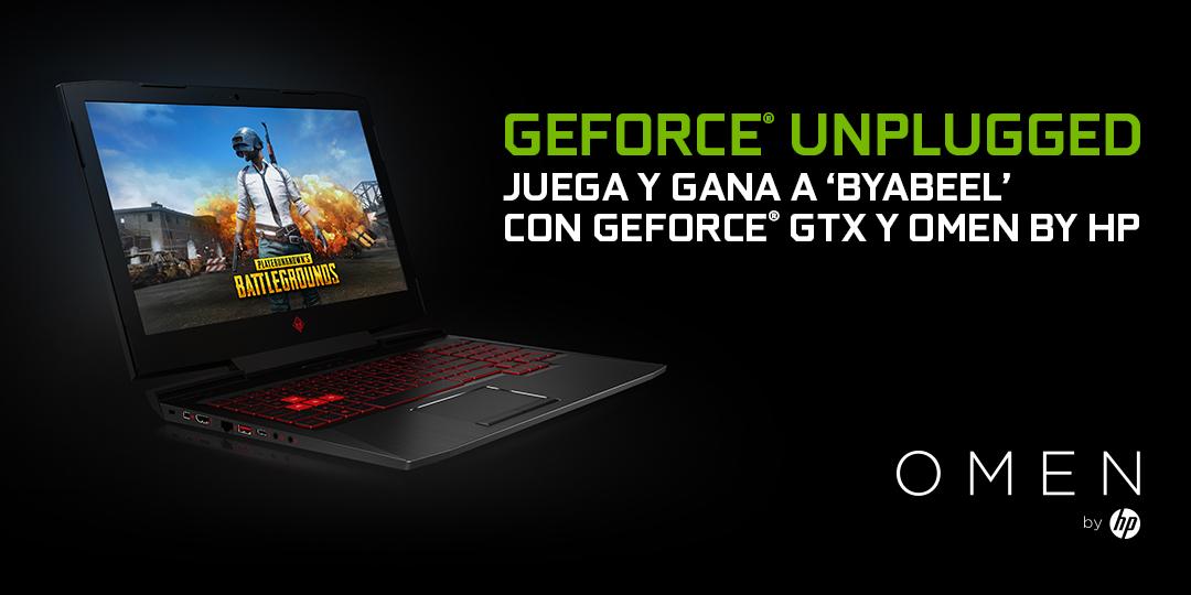 NP: NVIDIA apuesta por el gaming portátil en una nueva edición de GeForce Unplugged