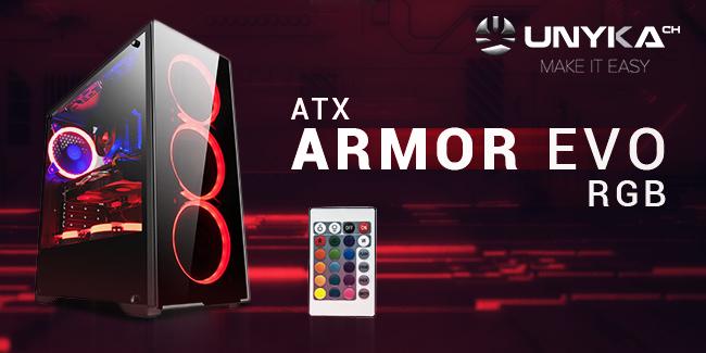 NP: Armor Evo, la evolución del guerrero