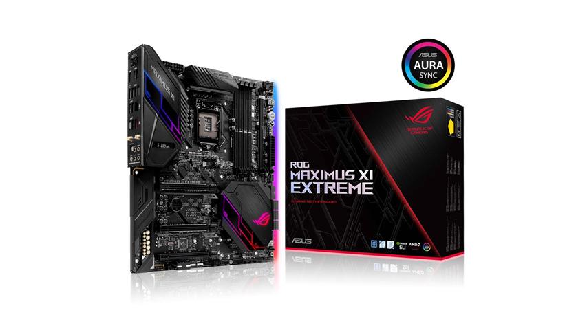 NP: ASUS presenta las nuevas series de placas base Intel Z390