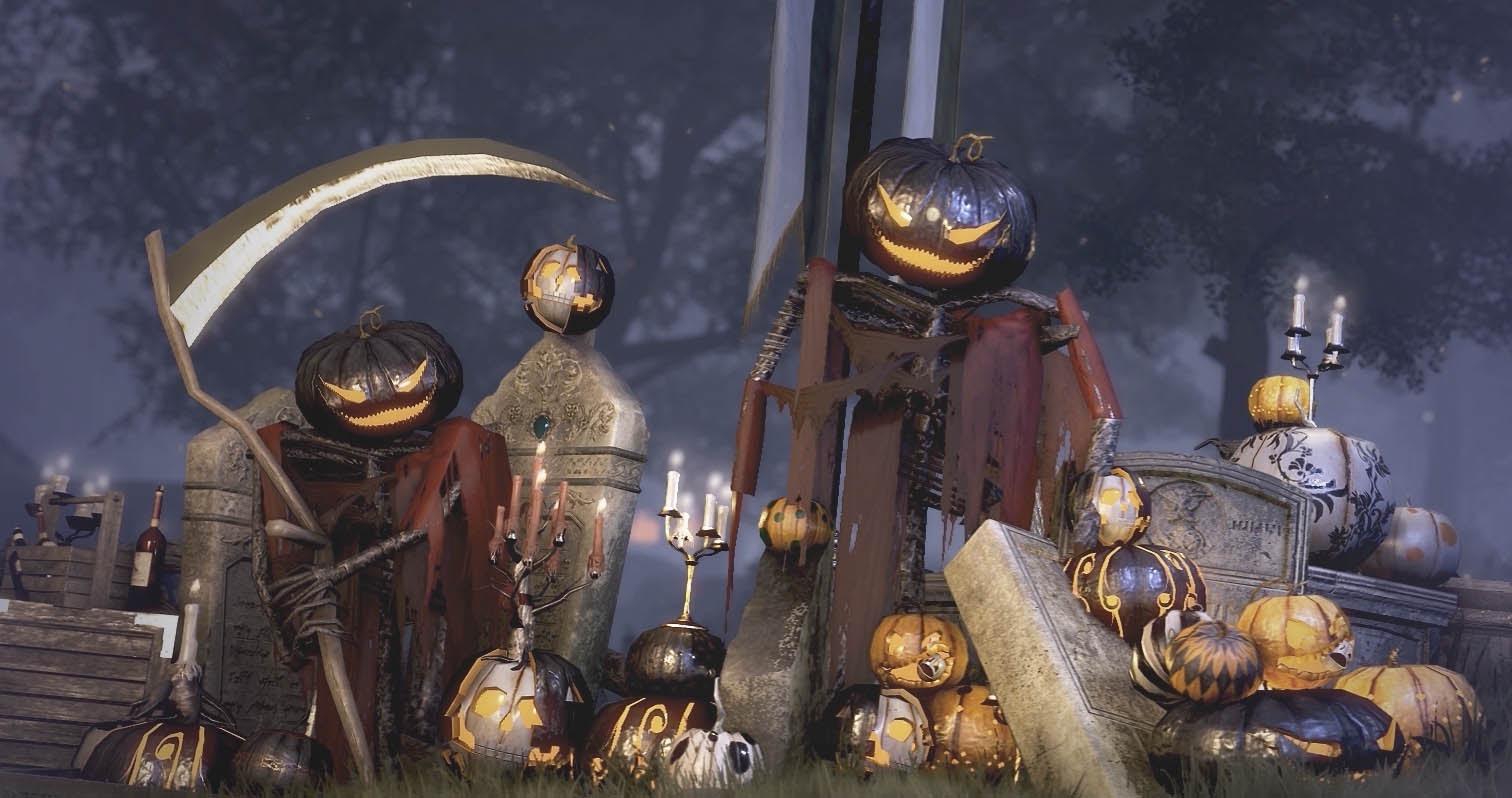 NP: Vuelve Halloween a Black Desert Online junto a dos Jefes de Evento
