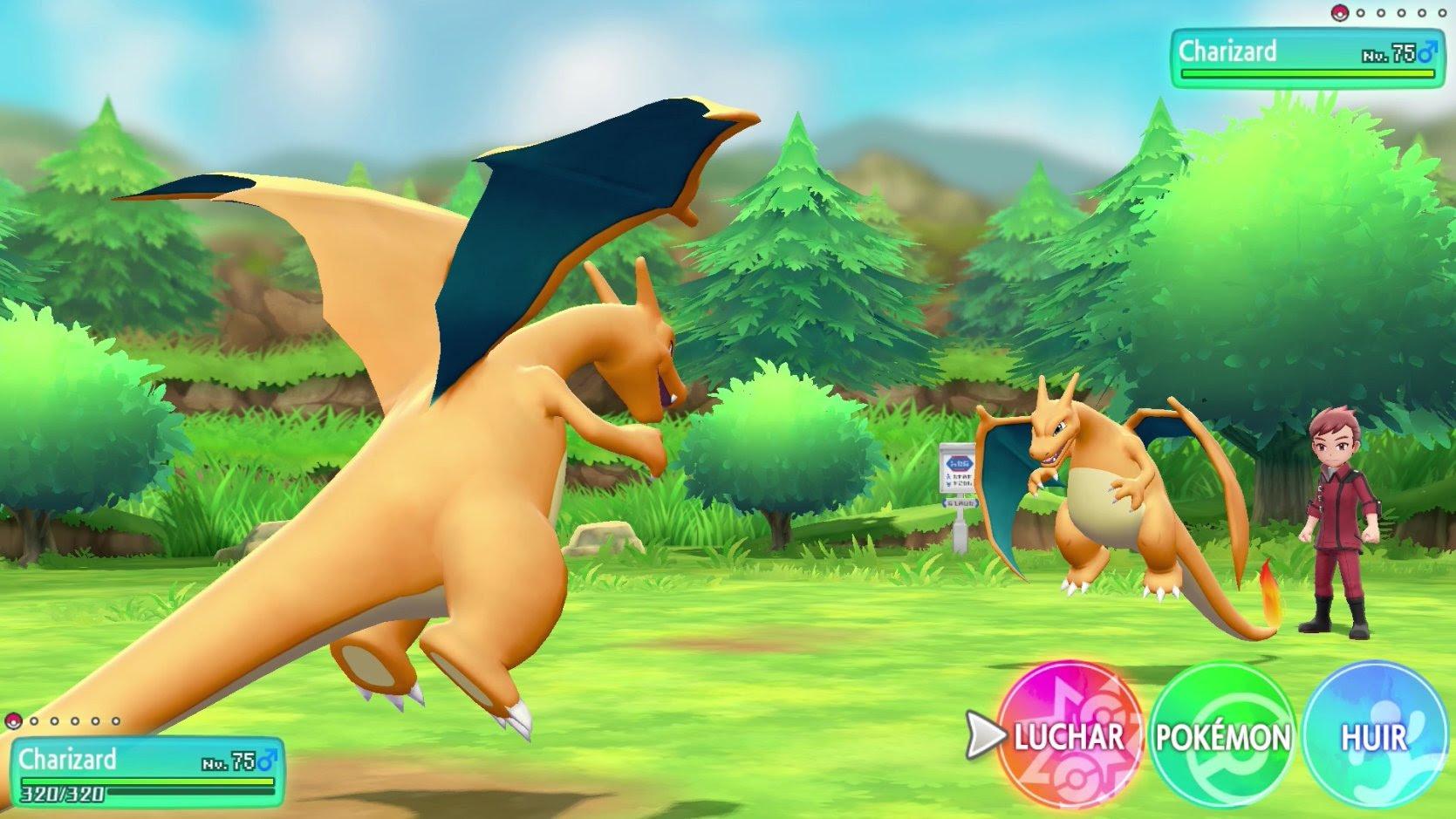 NP: Reta a los entrenadores maestros en Pokémon: Let's Go, Pikachu! y Pokémon: Let's Go, Eevee!