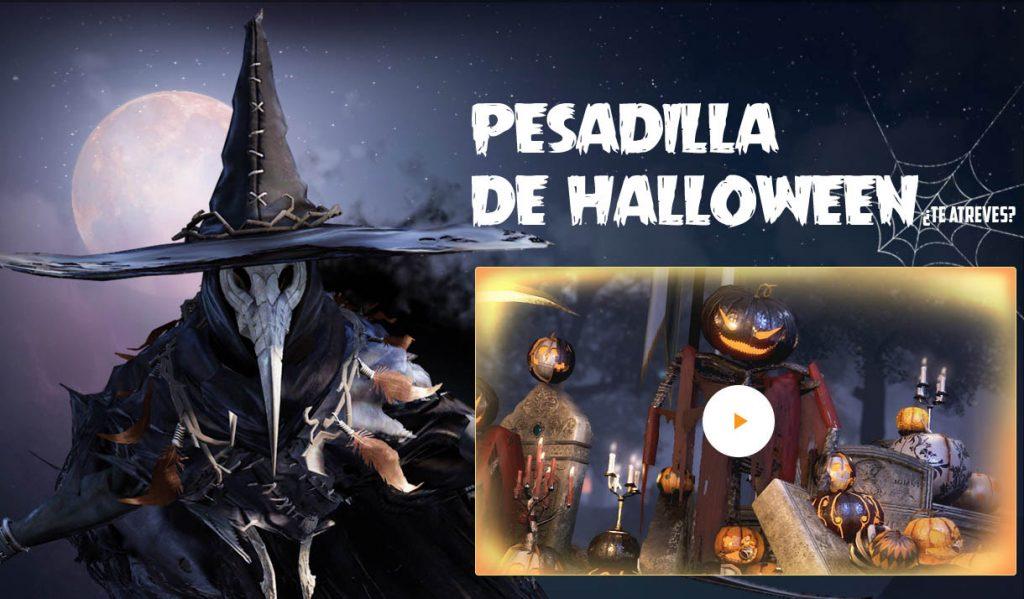 NP: Black Desert Online reduce su precio a la mitad por Halloween