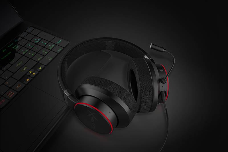 NP: Creative anuncia los auriculares para gaming Sound BlasterX H6, compatibles con PC, PS4 y Nintendo Switch