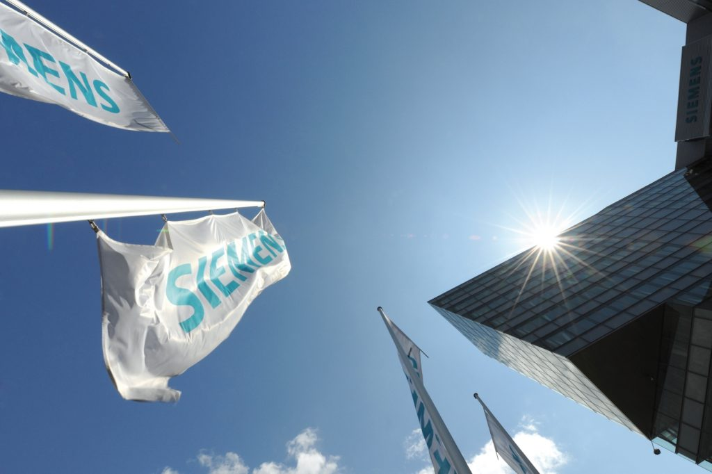 NP: Siemens obtiene un beneficio neto de 6.100 millones de euros en 2018 y eleva sus ingresos hasta 83.000 millones