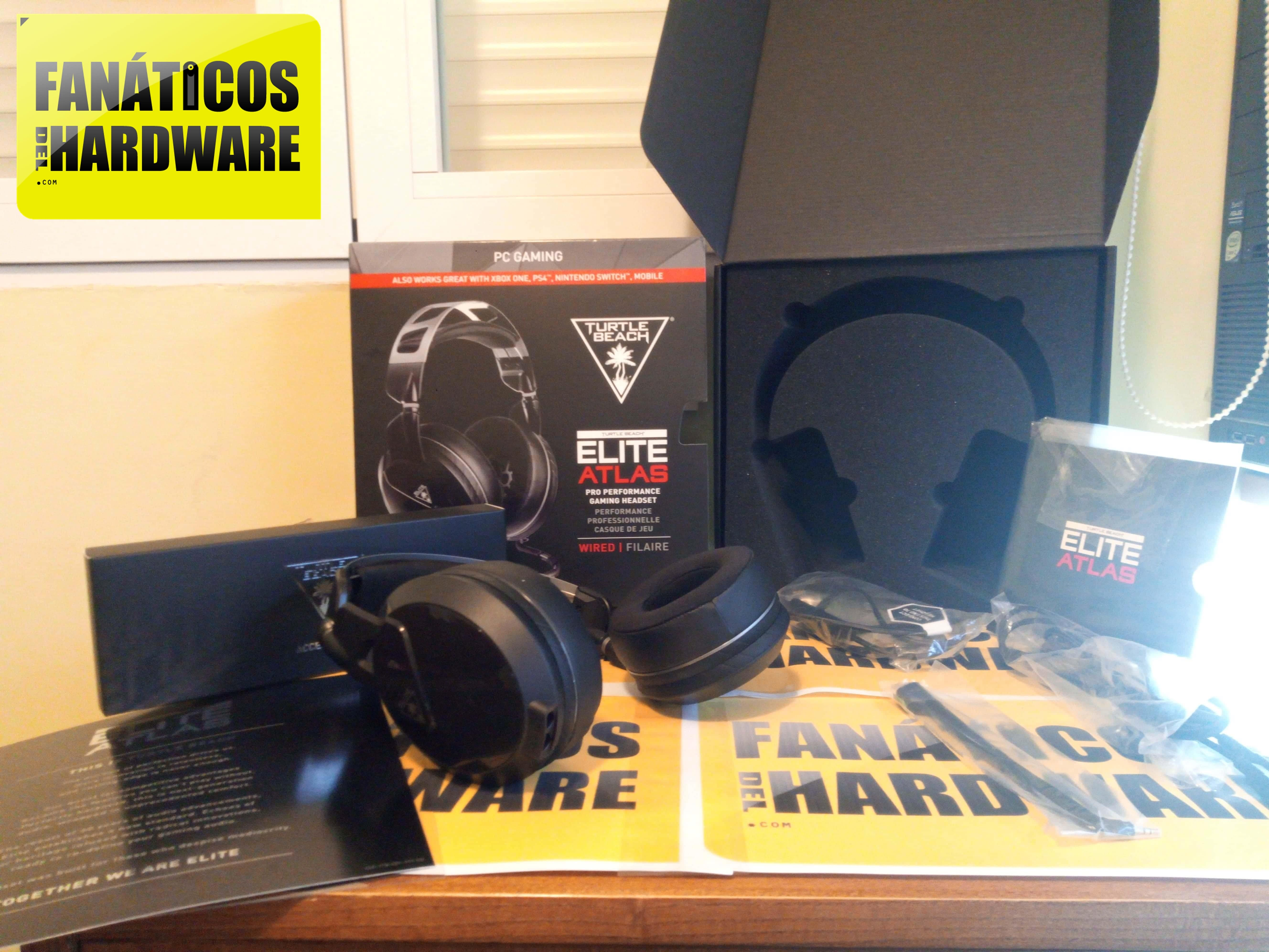 Review Elite Atlas de Turtle Beach