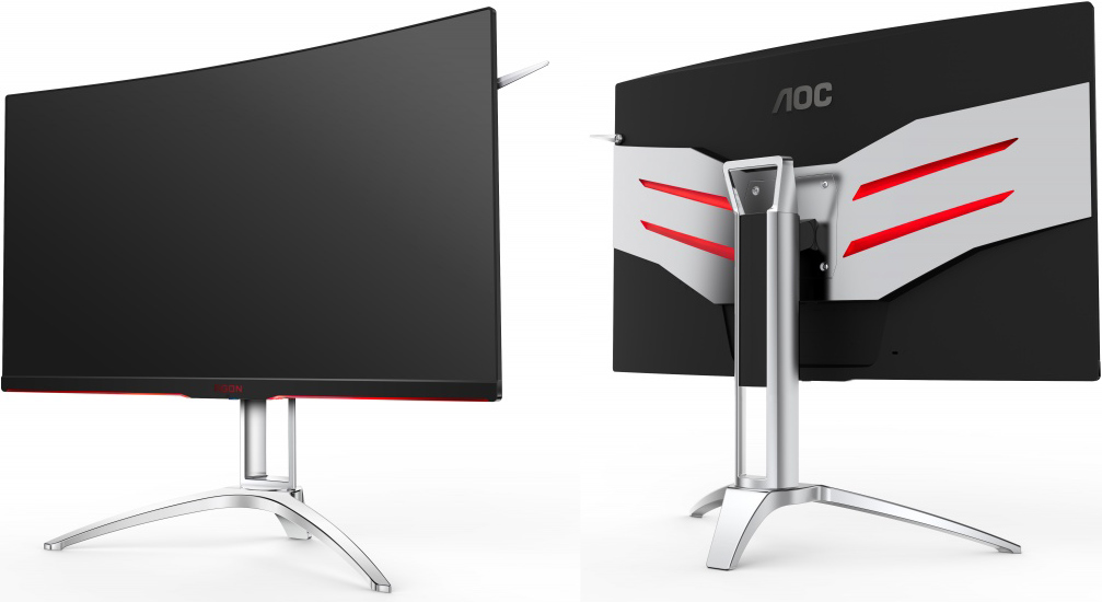Review AOC AGON AG322QCX