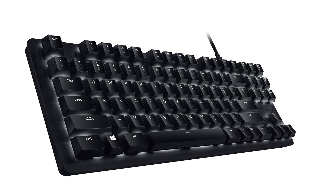 NP: Razer aumenta el estándar de la productividad en el trabajo con el nuevo teclado BlackWidow Lite
