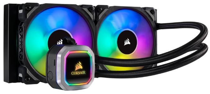 NP: CORSAIR lanza los nuevos sistemas de refrigeración líquida para CPU Hydro Series H100i y H115i RGB PLATINUM