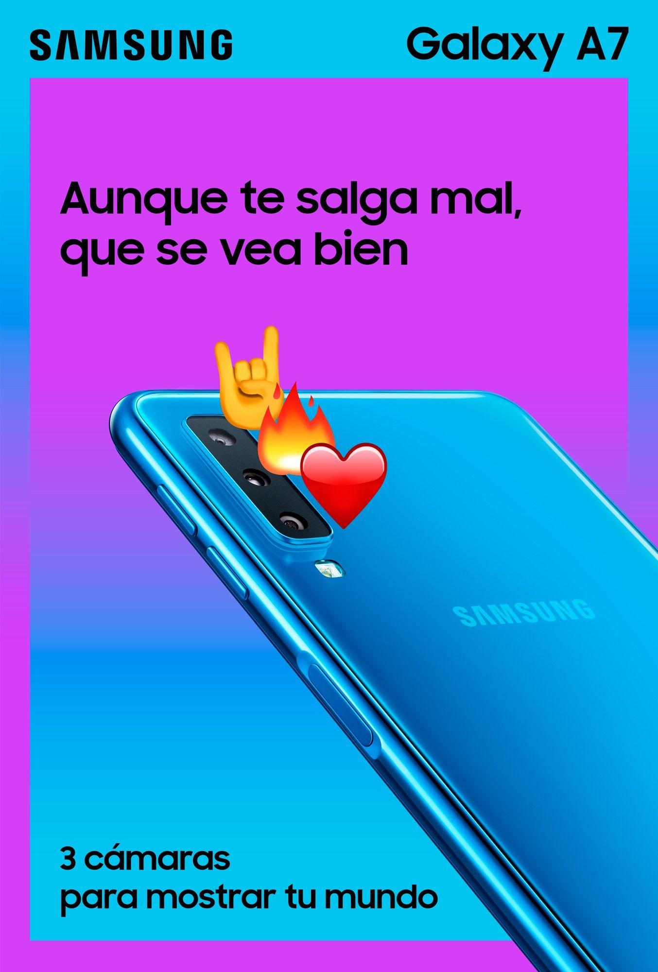 """NP: """"FA7Lforlikes"""", la campaña más millennial de Samsung para su gama Galaxy A"""