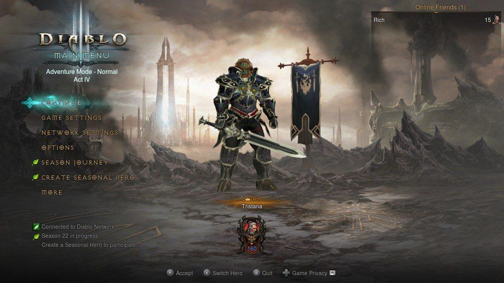 NP: ¡Diablo III: Eternal Collection ya está disponible para Nintendo Switch!