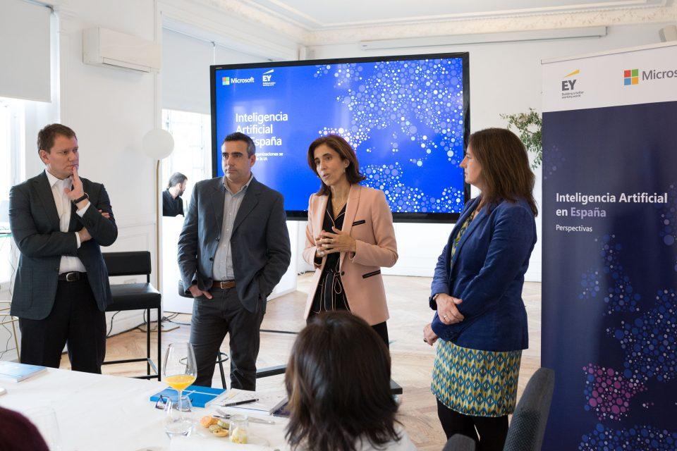 NP: Microsoft define una hoja de ruta para acelerar el despliegue de la Inteligencia Artificial en las empresas españolas