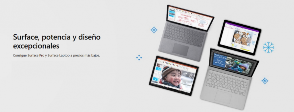 NP: Ya está aquí el Black Friday de Microsoft cargado de ofertas para Surface y mucho más