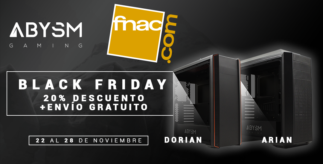 NP: Black Friday en Abysm de la mano de Fnac