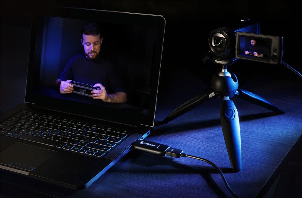 NP: Libere el potencial de su cámara; Elgato anuncia Cam Link 4K