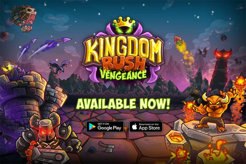 NP: Kingdom Rush Vengeance ya está disponible en la App Store y Google Play