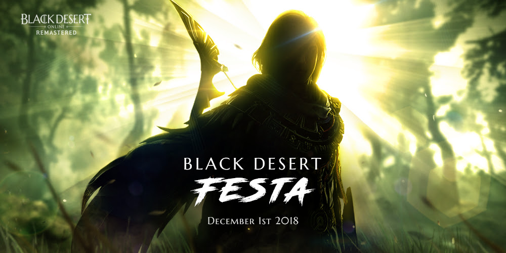 NP: Pearl Abyss revelará nuevo contenido de Black Desert durante el evento Festa, en Seúl