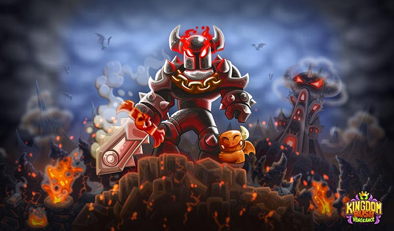 NP: Kingdom Rush Vengeance ya está disponible en la App Store y Google Play