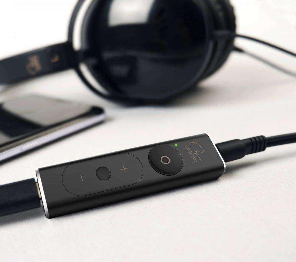 NP: 75 millones de usuarios disfrutarán de la tecnología holográfica de auriculares Super X-Fi® gracias a la cooperación entre Creative y iVideoSmart