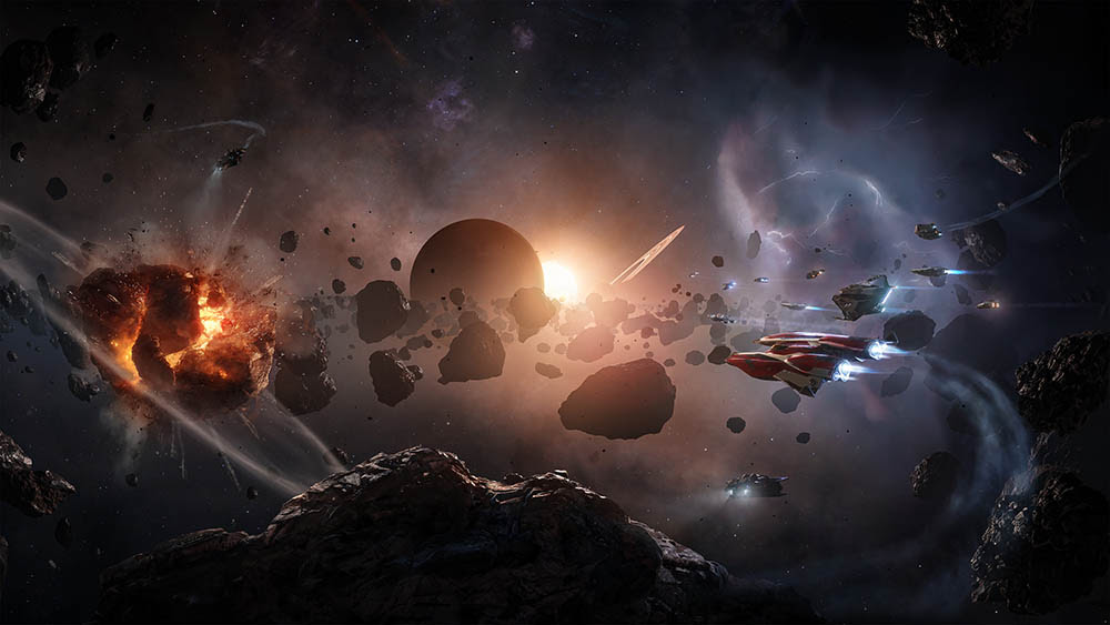 Elite Dangerous: Beyond – Chapter Four llega a PlayStation 4, Xbox One y PC