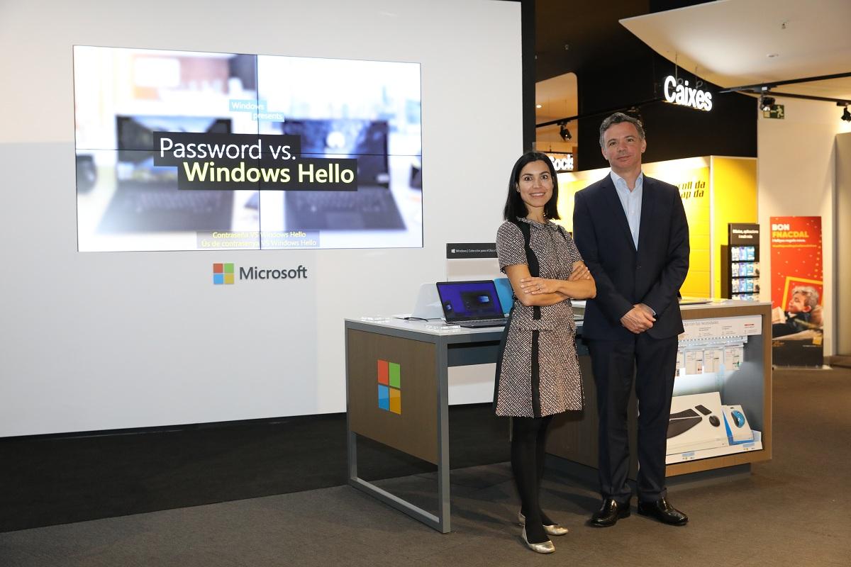 NP: Microsoft abre en Fnac la primera tienda Microsoft Retail Reimagined de España