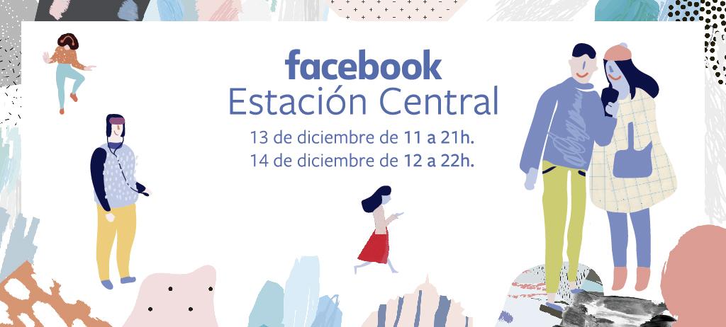 NP: Comienza el viaje en Facebook Estación Central