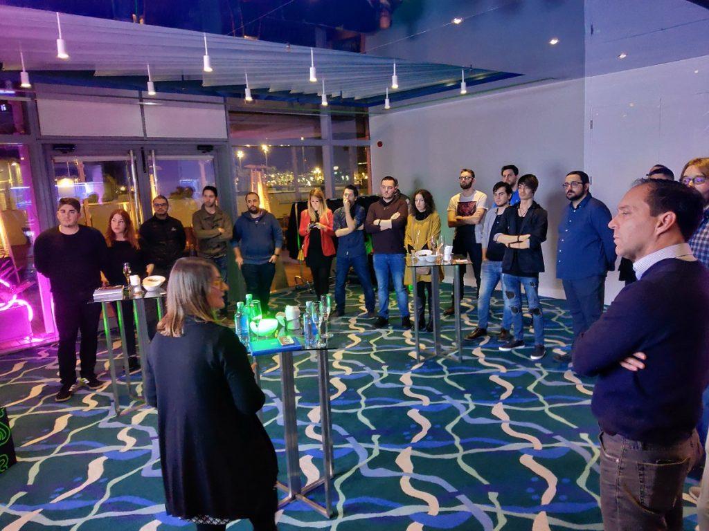 Razer y Philips mostraron sus novedades en el Hotel W Barcelona
