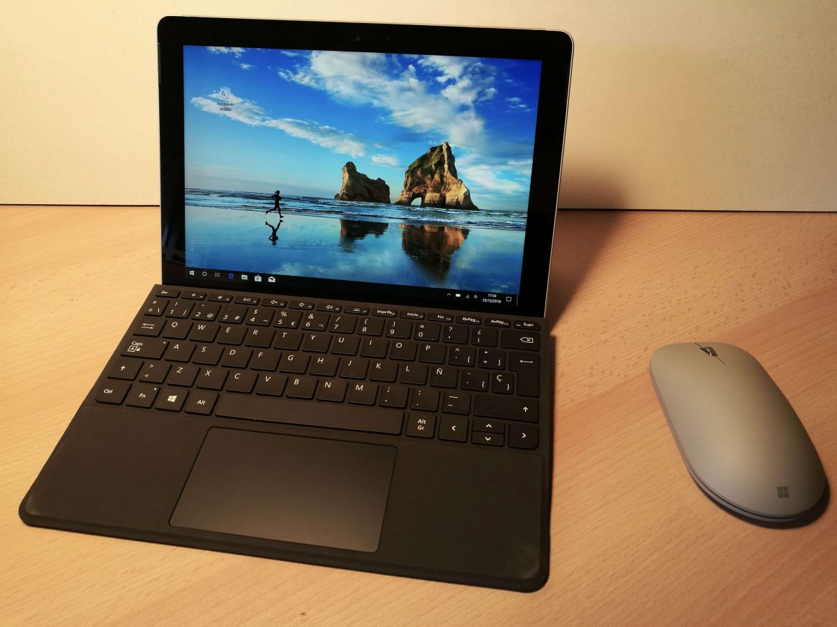 Review Microsoft Surface Go