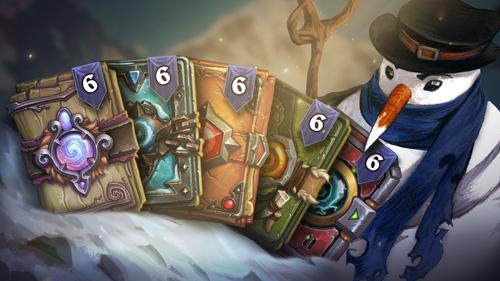 NP: ¡Hearthstone te desea un maravilloso Festival de Invierno con sobres de cartas gratis y eventos en el juego!