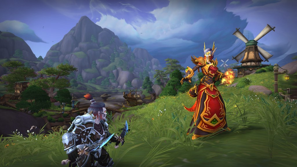 NP: Mareas de Venganza: La nueva actualización de contenido de World of Warcraft: Battle for Azeroth ya está disponible