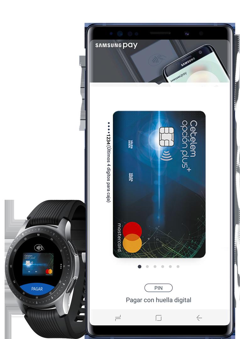 NP: Cetelem se une al servicio Samsung Pay para ofrecer pagos móviles y en smartwatch