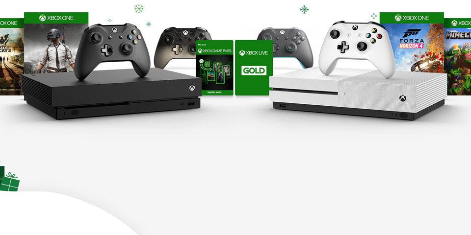 NP: Más ofertas en Navidad 2018 y año Nuevo 2019 con Xbox
